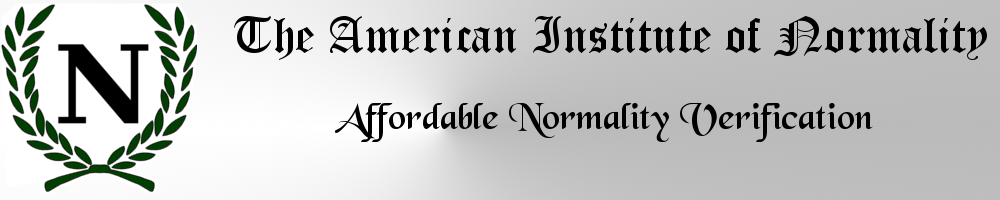 American Institute of Normality